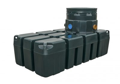 Harlequin PW5700VT Vertical Potable Water Tank