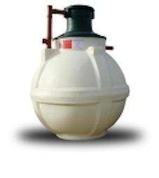 Harlequin UG6000 Underground Water Storage