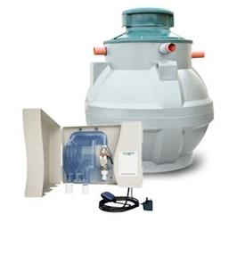 Harlequin HD6000 Home Harvest Direct Rainwater Harvesting System