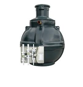 Harlequin HG4500 Home Harvest Gravity Rainwater Harvesting System
