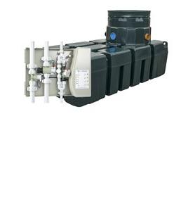 Harlequin HG1500 Home Harvest Gravity Rainwater Harvesting System