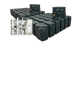 Harlequin HG5800 Home Harvest Gravity Rainwater Harvesting System