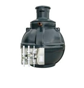 Harlequin HG6000 Home Harvest Gravity Rainwater Harvesting System