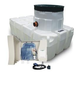 Harlequin HD1500 Home Harvest Direct Rainwater Harvesting System