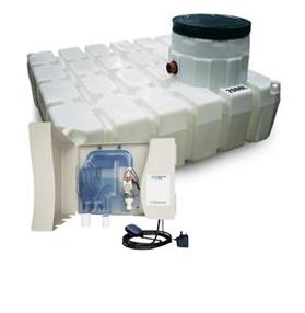 Harlequin HD2900 Home Harvest Direct Rainwater Harvesting System