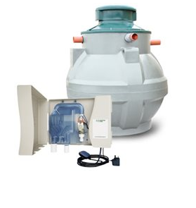 Harlequin HD4500 Home Harvest Direct  Rainwater Harvesting System