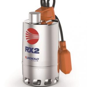Pedrollo RXM2-20 VORTEX 0.37KW 230V 1PH Wastewater Pump C/W 10m Cable