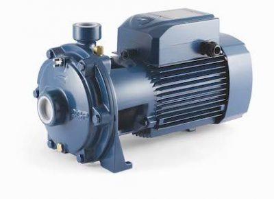Pedrollo CPm 210C Agricultural Washdown Pump c/w 20ltr horizontal sphere & automatic pressure switch